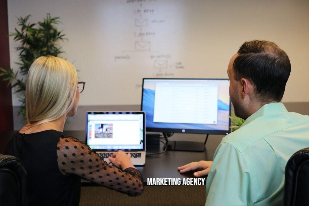 Marketing agency